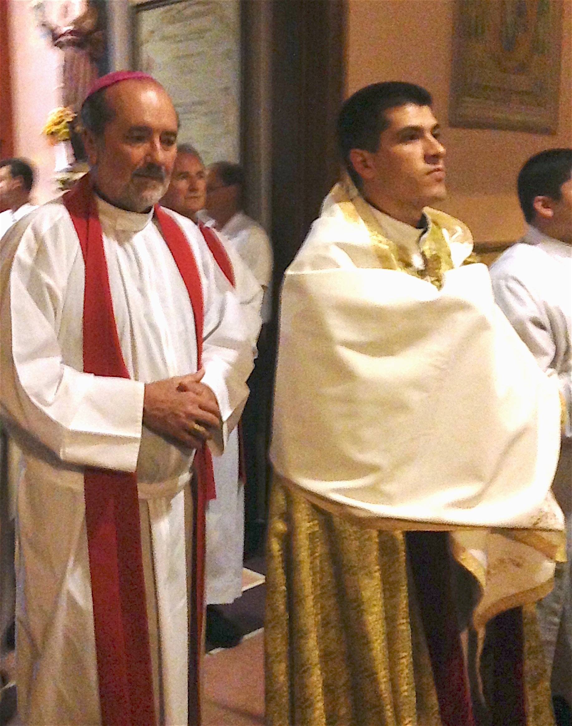 Fr Octavio Cortez came to St. Anthony's in September, 2015. We thank Fr. Octavio for his dedication and spirituality that he brings to our parish.  Recently St Kilian Church merged with St. Anthony of Padua Church.  We welcome those parishioners here at St. Anthony and consider them to be a great blessing to our parish.